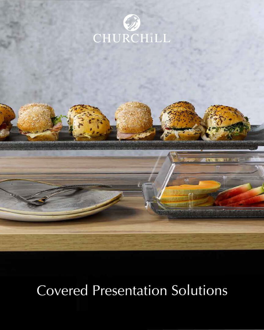 Churchill – Covered Presentation Solutions