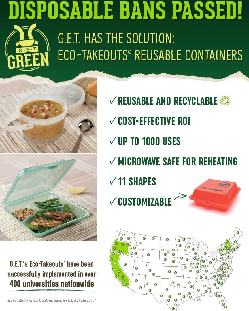 GET – Eco-TakeOut Reusable Containers