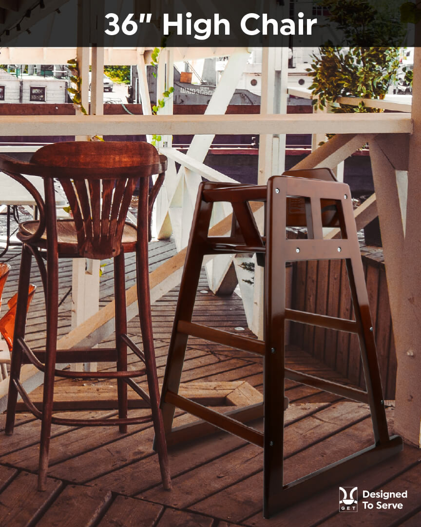 GET – 36 inch High Chair