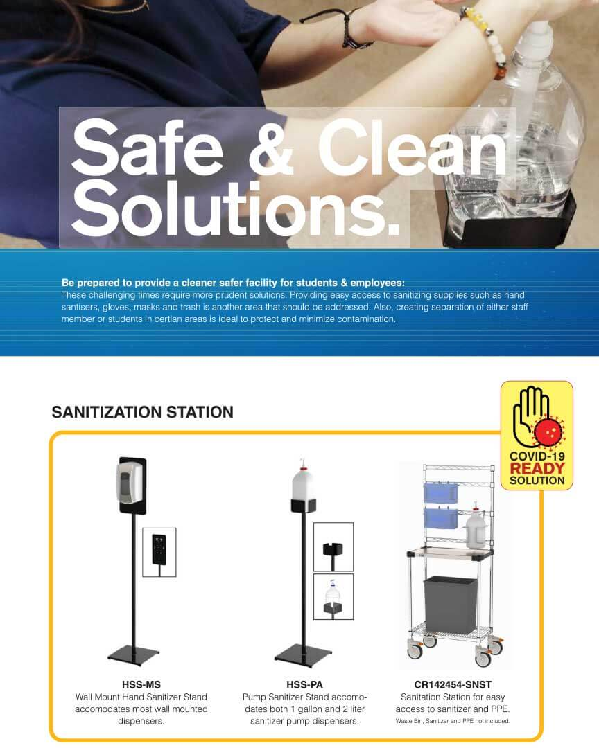 Metro – Safety & Cleaning
