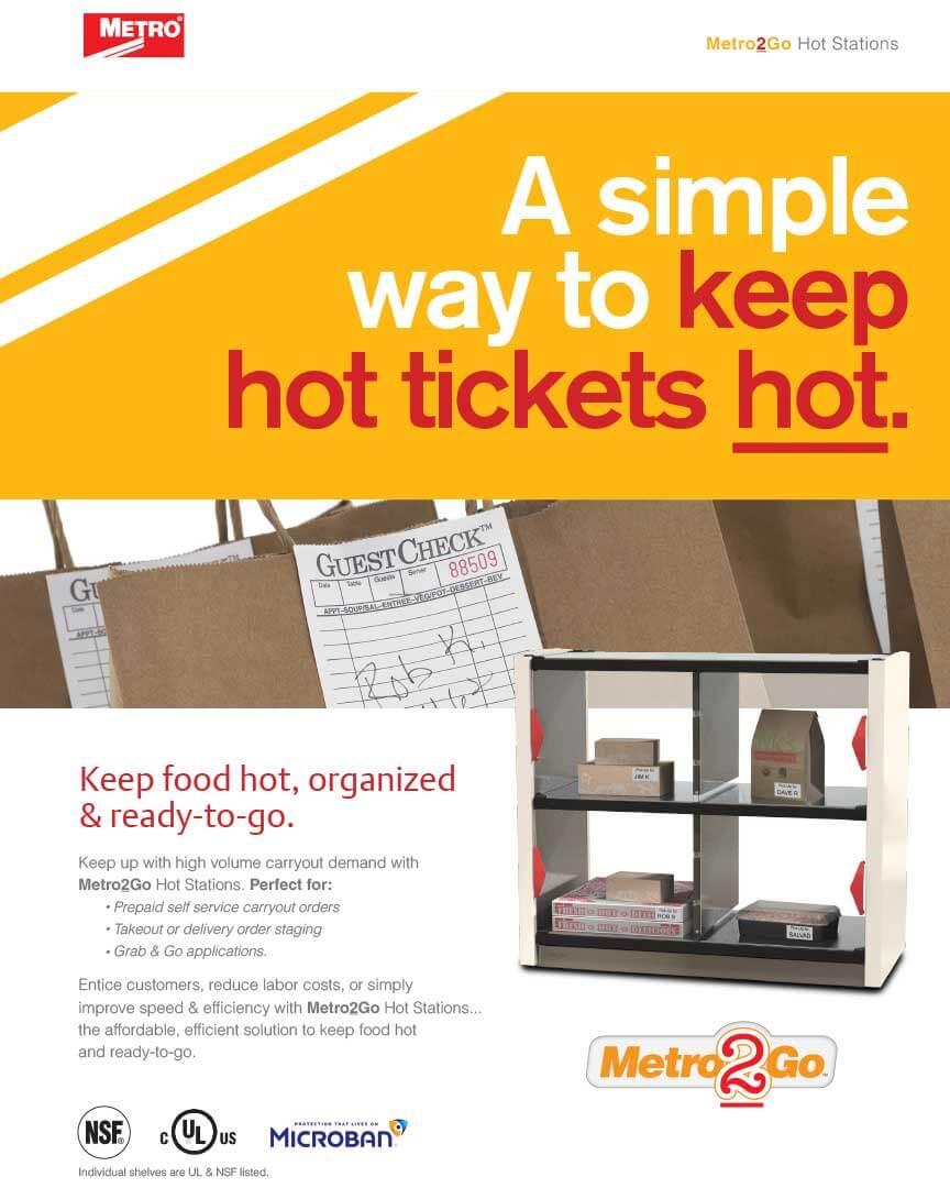 Metro2Go Hot Stations