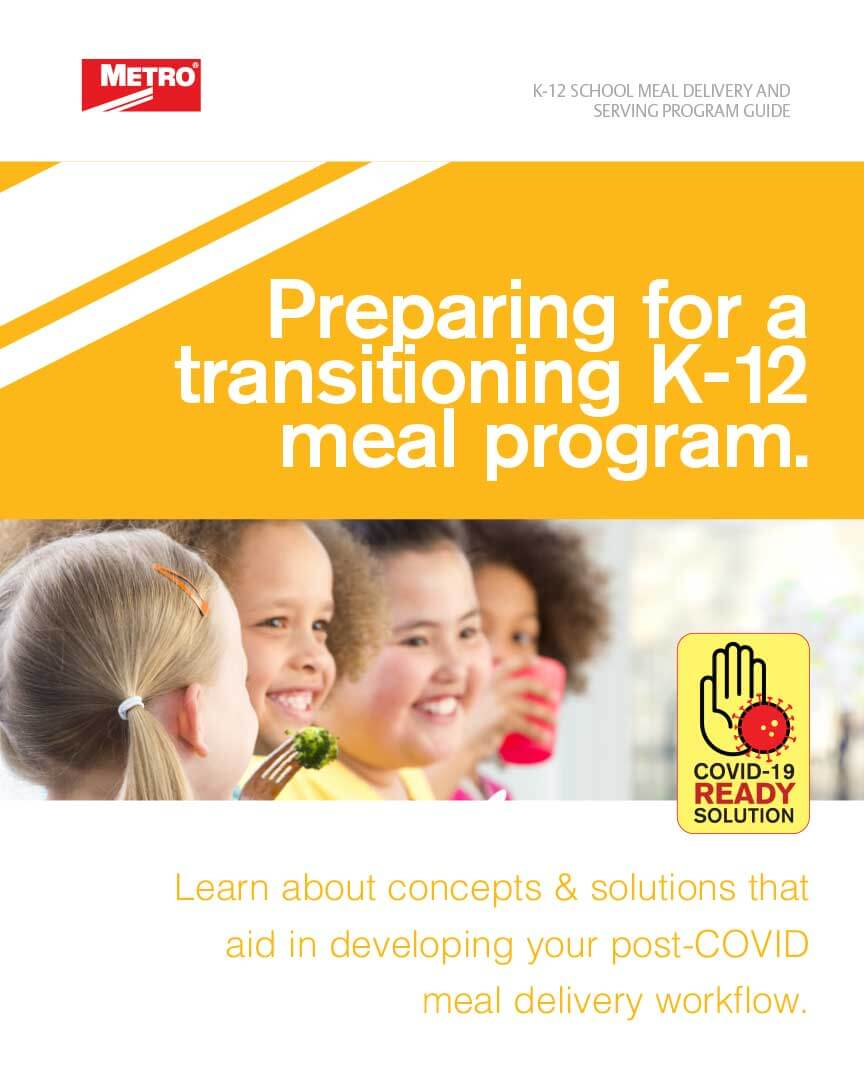 Metro – K-12 School Meal Delivery Solutions