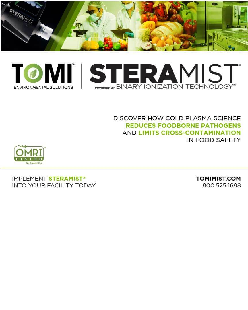 TOMI Food Safety